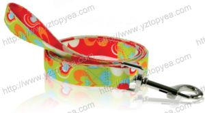 Printed Nylon Dog Leash and Dog Lead, Pet Leash (YD117) pictures & photos