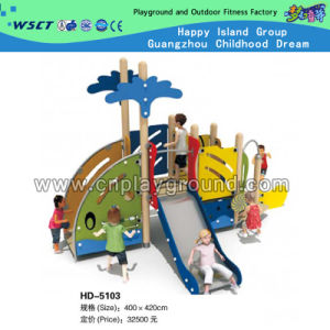 Small Size Enlightenment Series Outdoor Playground Amusement Park Equipment (HD-5103) pictures & photos