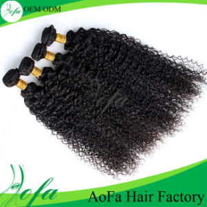 Competitive Price 7A Grade Mongolian Human Hair Weaving pictures & photos