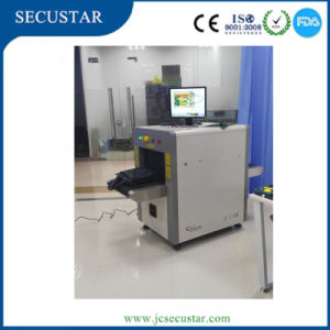 High Penetration X Ray Baggage Scanners for Bus Stations pictures & photos