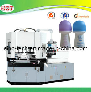 Plastic Roll on Ball Injection Blow Molding Machine pictures & photos