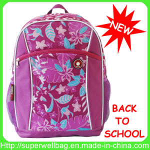 2016 New Design Students Backpack with Good Quality & Nice Price pictures & photos