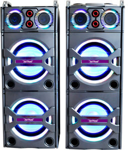 Double 10 Inch 2 Way Passive Stage Speaker Innovative Bluetooth E330 pictures & photos