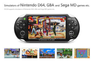 S5110 Smart Android Game Console with WiFi & Simulator Games & Tablet (S5110)