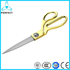 Wholesale High Quality Stainless Steel Dress Tailor Scissors pictures & photos
