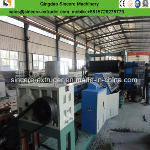HDPE PE Geocell Sheet Extrusion Production Machine Line pictures & photos
