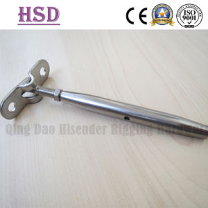 Rigging Hardware Commercial Malleable Iron Steel Turnbuckle with Hook Eye pictures & photos