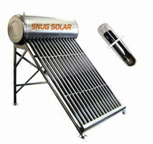 Integrated Non-Pressure Thermosiphon Solar Water Heater pictures & photos