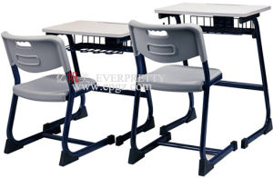 School Furniture Student Desk and Chair for Exam pictures & photos