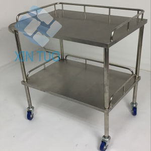 Factory Direct Price Clinic Oxygen Bottle Delivery Bottled Water Trolley pictures & photos