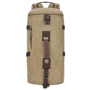 Large Capacity Canvas School Backpack Military Tactical Men Backpacks pictures & photos
