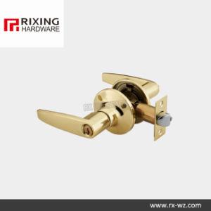 Iron or Stainless Steel Tubular Knob Lock (200-15GP) pictures & photos