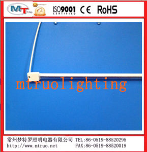 Half White Reflector Electric Heating Tube for Bottle Blowing Machines