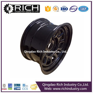 SUV 5 Hole Wheel Rim / Wheel Assembly/Wheel Blanks/Alloy Wheel/Aluminum Wheel Hub/Car Hub pictures & photos