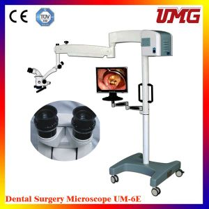 Chinese Dental Supplies Travelling USB Microscope with Microscope Slide pictures & photos