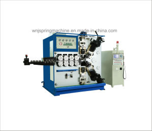 Tk580A 5axis CNC Spring Coiling Machine