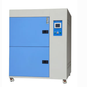 Two-Zone Thermal Shock Test Chamber pictures & photos