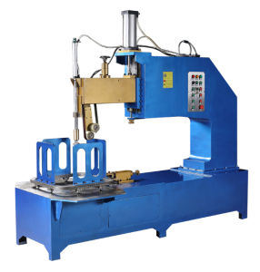 Automatic Sink Edge Grinding Machine After Rolling Seam Welding pictures & photos