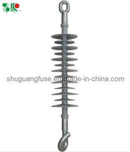 110kv 10kn Suspension Composite Polymer Post Insulators pictures & photos