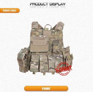Tactical Bulletproof Vest (Vtac-031) pictures & photos