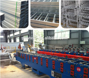 Stainless Steel Perforated Cable Tray pictures & photos