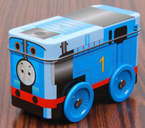 Metal Tins Thomas The Train Hideaway pictures & photos