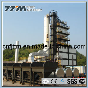 160t/H New Stationary Asphalt Mixing Plant pictures & photos