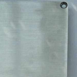 Brushed Aluminum Alloy Die Casting, Brushed Surface, Brushed