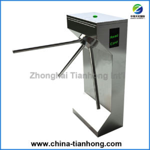Access Control Full Automatic Tripod Turnstile Th-Tt208 pictures & photos