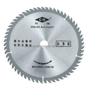 T. C. T Circular Saw Blades for Wood Cutting (CH-0067) pictures & photos