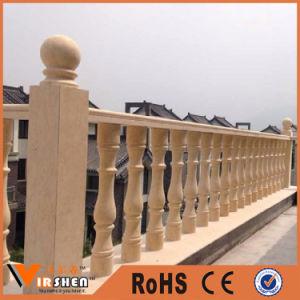 China Stone Handrail Granite Handrail Stone Stair Baluster Price pictures & photos