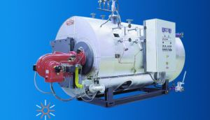 Oil Fired / Gas Fired Industries Steam Boiler pictures & photos