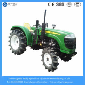 40HP 4WD Small Wheel Agricultural Compact Garden Tractor pictures & photos