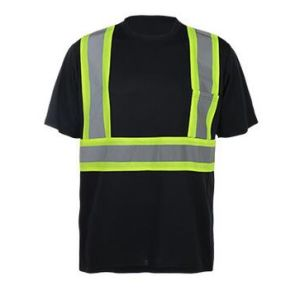 Reflective Polyester Sports T Shirt Wholesale pictures & photos