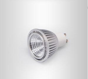 GU10 5W COB 220-240V Warm White LED Spotlight pictures & photos