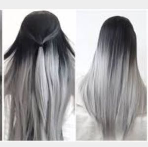 Grey Hair Weave18 20 22 24 Inch Virgin Straight Hair Weave on Sale Full Cuticle Human Hair Bundles 100 Gram Per Pieces pictures & photos