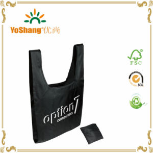 Fashion Folding Nylon Shopping Cart Bag for Shopping and Promotion pictures & photos