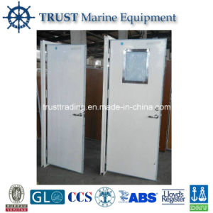 Marine B15 Fire Proof Gastight and Weathertight Cabin Door pictures & photos
