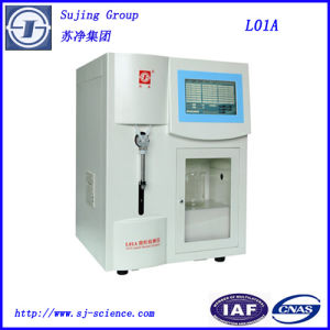 Liquid Particle Counter for Fluid
