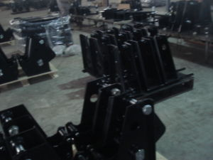 Equalizer/Hanger/Arm/Bush/Fron Middle Rear Hanger/3alxe BPW Type Suspeison Parts pictures & photos