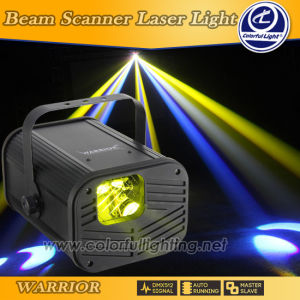 2015 New Unique Design 2r 132W Party Beam Laser Scanner Stage Light