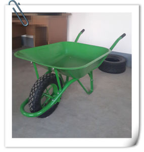 Africa Wb6400 Construction Tool Steel Tray Wheelbarrow