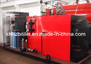 1050kw 1.5ton/H Horizontal Electric Steam Boiler pictures & photos