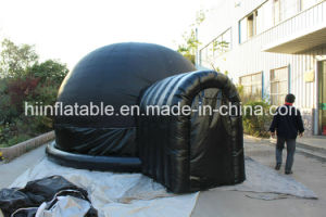 Projection Film Theatre Inflatable Dome Tent