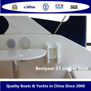 Bestyear Sport Cruiser Boat of 27FT pictures & photos