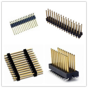 China Factory Custom Electrical Pin Header Connector for PCB pictures & photos