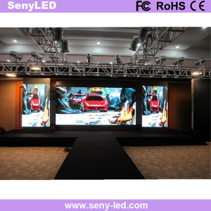 P3 Indoor High Resolution LED Display pictures & photos