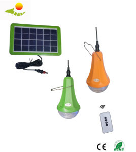 Made in China Smart Light Solar LED Smart Light with Mobile Charger Solar Power Smart Lighting pictures & photos