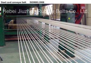 Steel Core Rubber Conveyor Belt pictures & photos