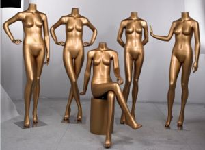 New Developed Branded Unique Female Mannequins for Show pictures & photos